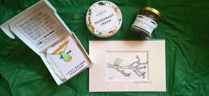 My Ireland Box Subscription Box Review – October 2017