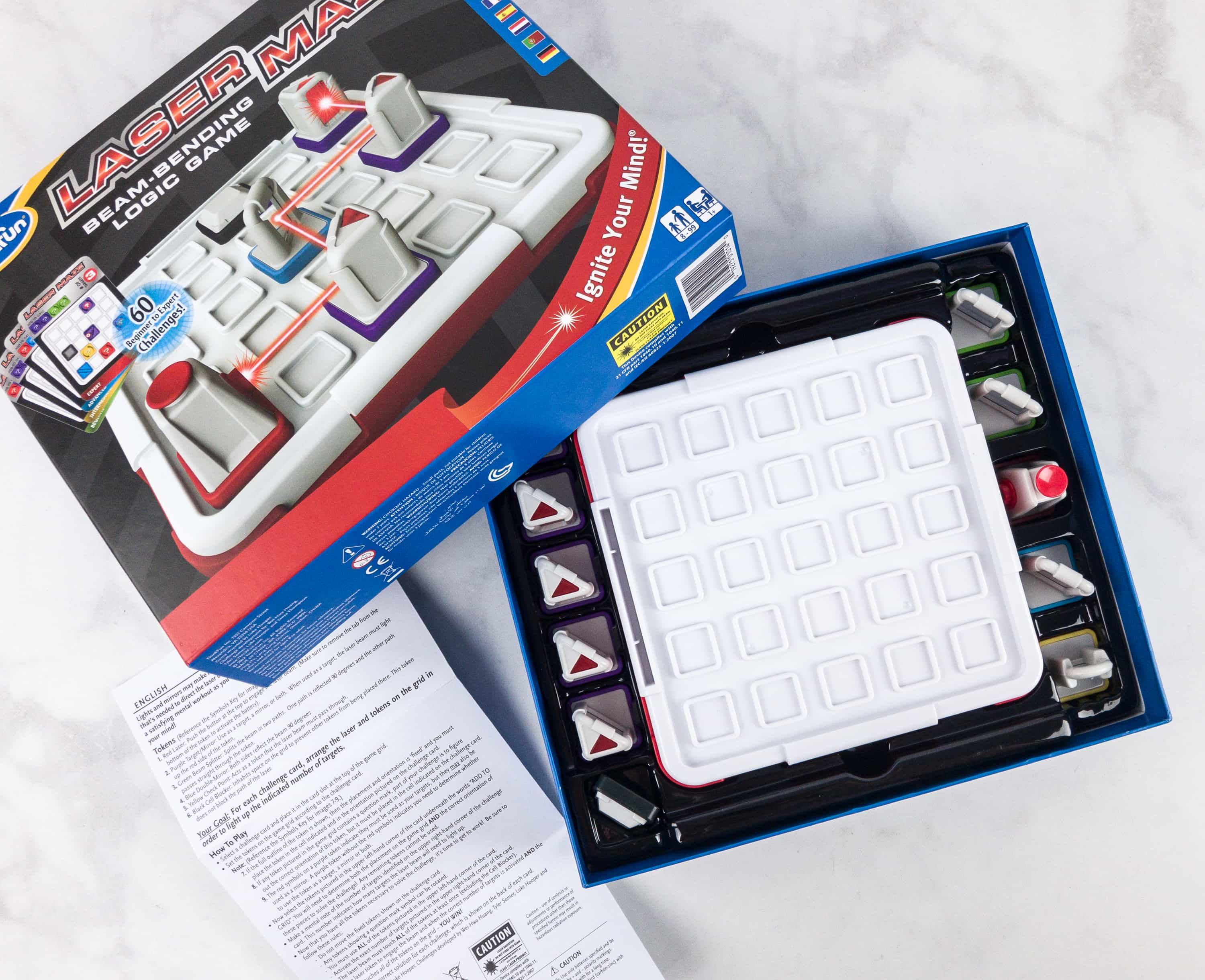 Amazon STEM Toy Club November 2017 Subscription Box Review – 8 to 13 Year Old Box