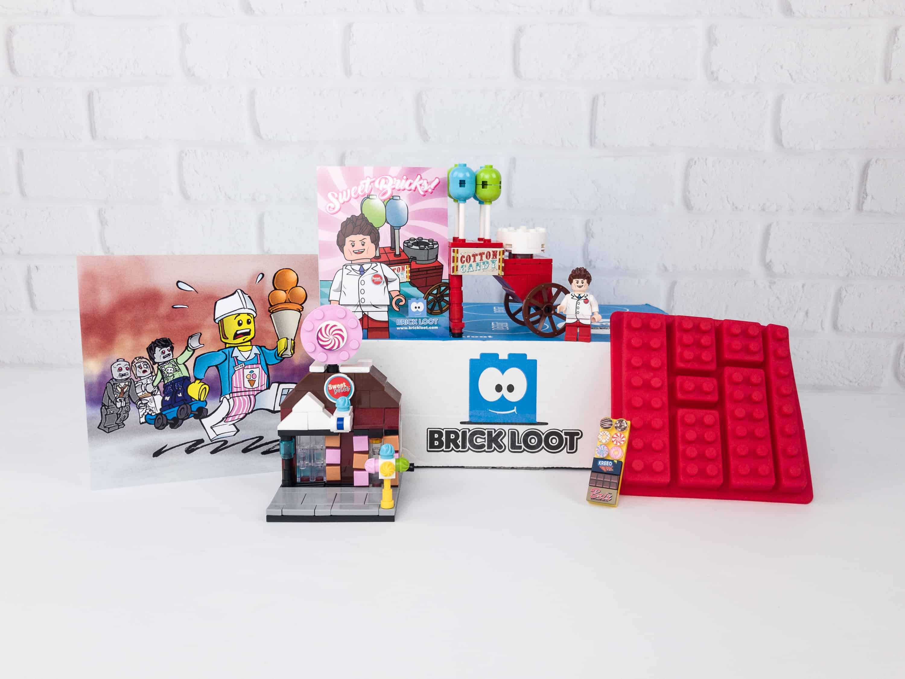 Brick Loot November 2017 Subscription Box Review & Coupon
