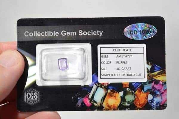 Collectible Gem Society 2017 Black Friday Deal: Get 20% off your first month!