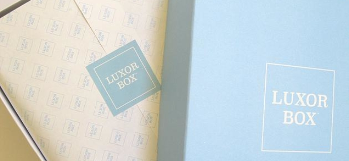 Luxor Box FREE Gift with Annual Subscription!