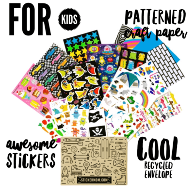 Stickermom Subscription Box Sunday Coupon: Save 15% on any subscription!