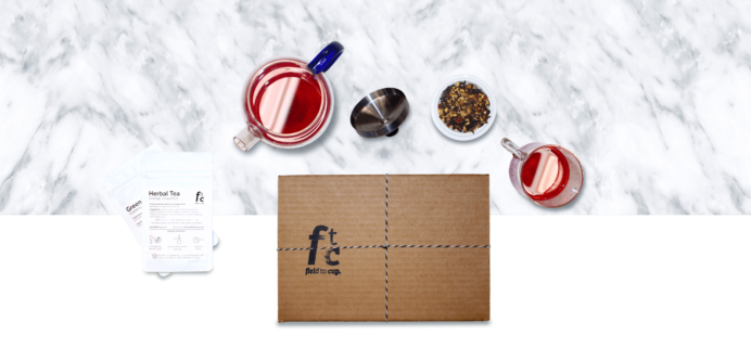 Field to Cup Holiday Coupon: Get 25% Off Sitewide!