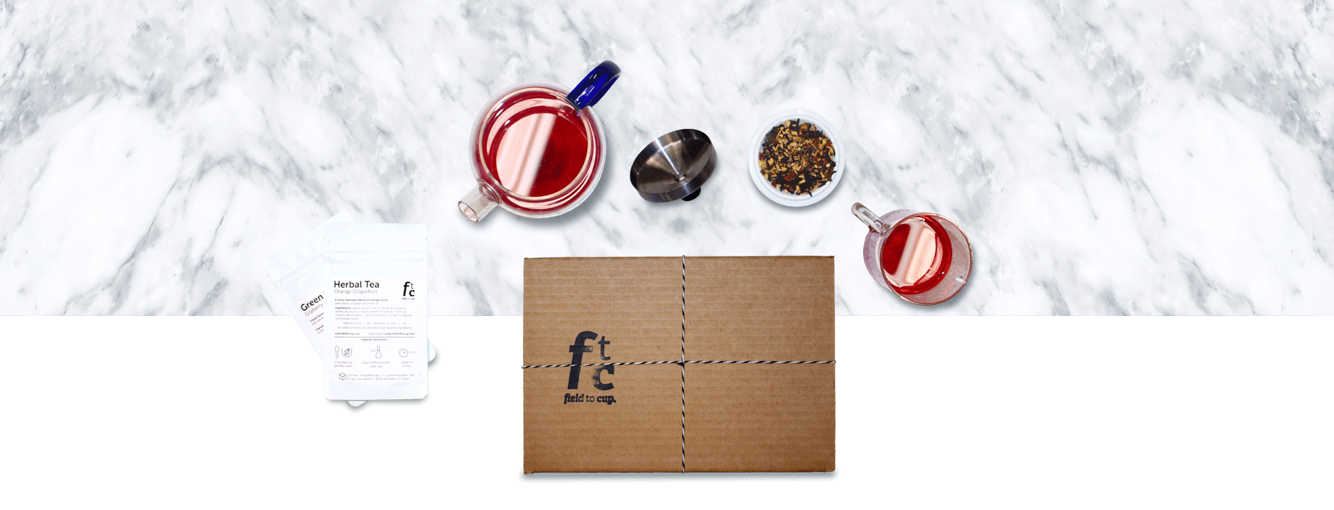 Field to Cup Tea Discovery Box Black Friday 2017 Deals – Get it for $5!