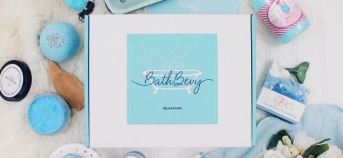Bath Bevy 2018 Black Friday Coupon: Save $5 on first box!