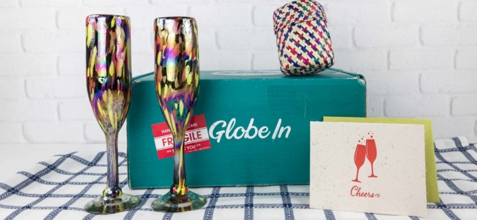 December 2017 GlobeIn Artisan Box Club Subscription Box Reviews + Coupon – CHEERS