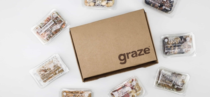 Graze Variety Box Review & Free Box Coupon – November 2017