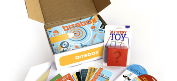 BitsBox Black Friday 2017 Deal: Get 15% off any 3 or 12 month subscription!