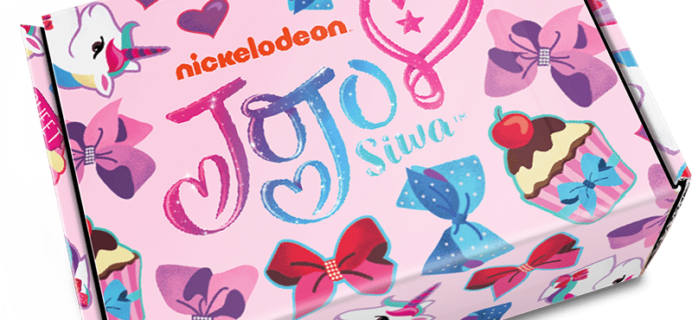 The Jojo Siwa Spring 2018 Box Full Spoilers!