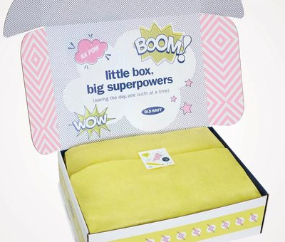 The Old Navy Superbox Subscription Shutting Down