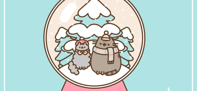 Pusheen Box Waitlist Open – Subscribe for Winter 2017 Box!