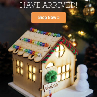 KiwiCo Holiday Crates Now Available – 40% Off!