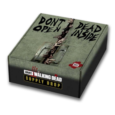 The Walking Dead Supply Drop Winter 2019 Full Spoilers!