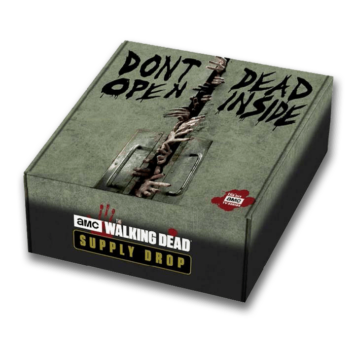 The Walking Dead Supply Drop Spring 2018 Full Spoilers!