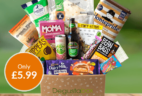 Degustabox UK 50% Off Coupon + Free Gift In First Box – Cadbury Picnic Bites!