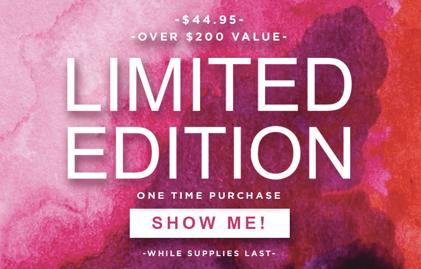 BOXYCHARM Limited Edition Box Back In Stock!