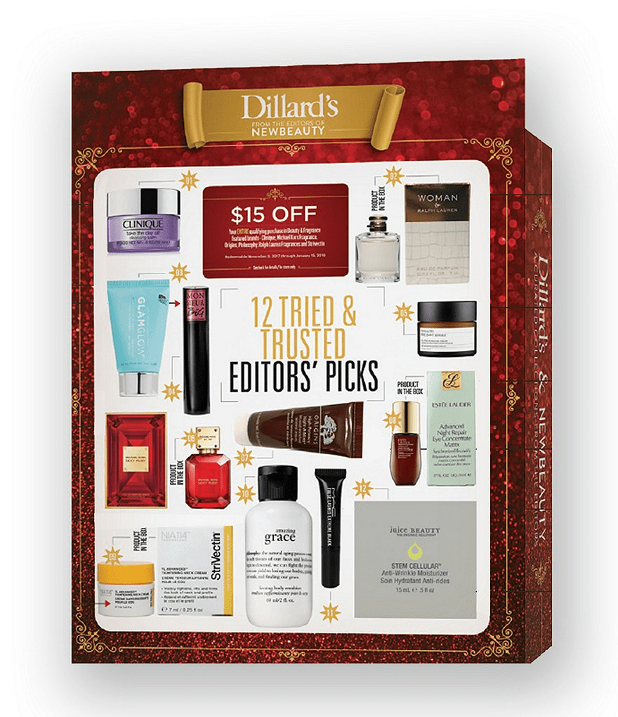 New Beauty + Dillard's Limited Edition Box Available Now