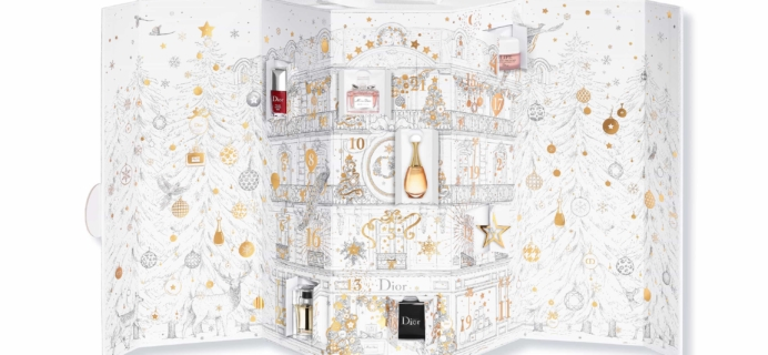 2017 Dior Advent Calendar Available Now!