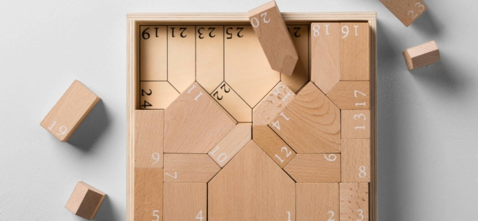 Target Hearth & Hand With Magnolia Wooden Toy Block Advent Calendar Available Now!