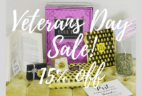 Once Upon a Book Club Veteran's Day Coupon: 15% Off First Box!