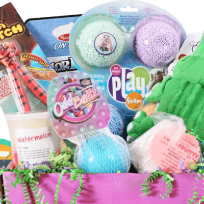 Sensory TheraPLAY Box April 2019 Spoiler #1 & #2 + Coupon!