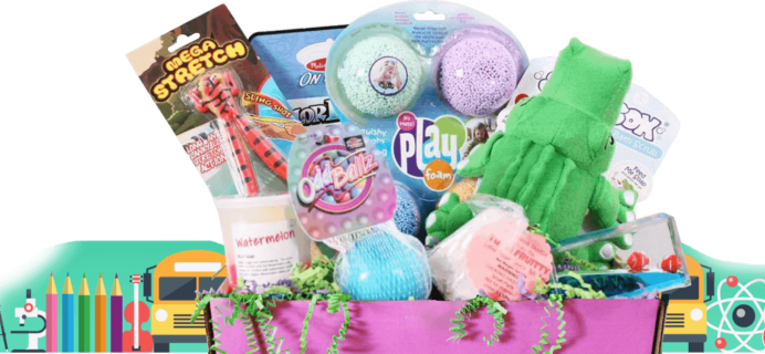 Sensory TheraPLAY Box Memorial Day Coupon: Get 15% Off Your First Box – EXTENDED!