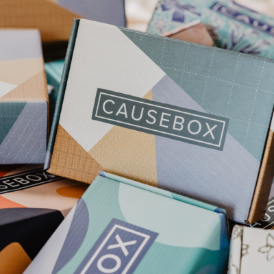 CAUSEBOX Coupon – 40% Off First Box!