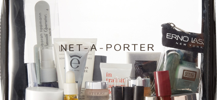 Net-A-Porter Holiday Beauty Kit Available Now!