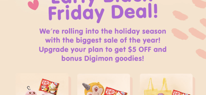 YumeTwins Early Black Friday Deal – $5 Off + FREE Bonus Items!