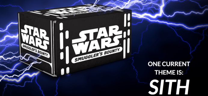 Smuggler's Bounty January 2018 Full Spoilers!