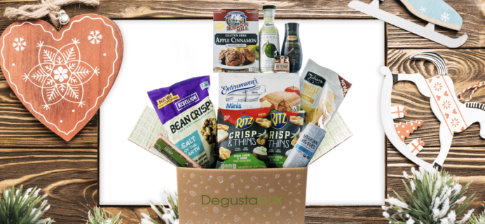 Degustabox August 2018 Spoiler – First Box $9.99 + Free Gift!