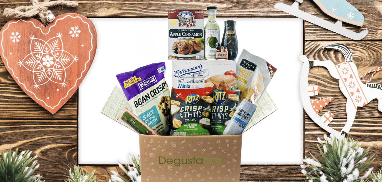 Degustabox April 2018 Spoilers #2 & #3 – First Box $9.99 + Free Gift!