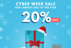 Say It With A Sock Cyber Monday Deal: 20% Off All Subscriptions!