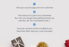 POPSUGAR Must Have Box December Add-Ons Available Now!