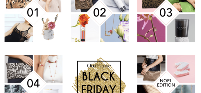 Oui Please Black Friday Collections Available Now!
