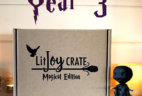 LitJoy Crate Magical Edition Year Three Box Spoilers!