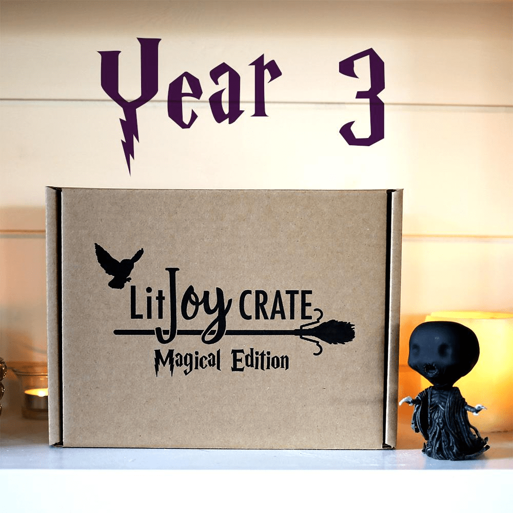 litjoy crate magical edition year 5