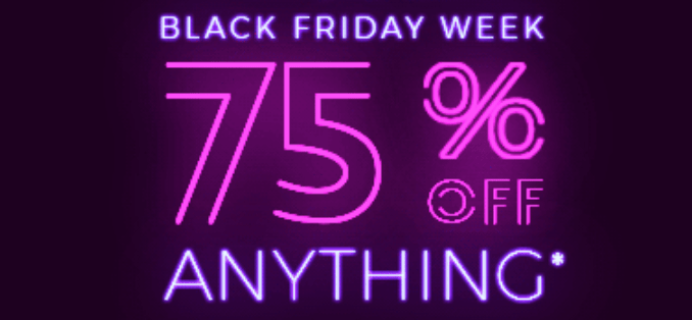 Fabletics Black Friday Week Sale: 75% Off First Purchase!