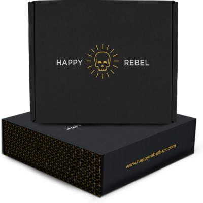 Happy Rebel Box Pre Black Friday Mystery Box Available Now!