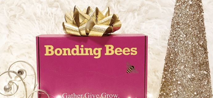 Bonding Bees Black Friday Coupon: Get 20% off All Orders of Bonding Bees