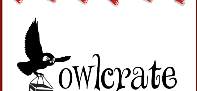 OwlCrate Black Friday Deals for 2017 Here NOW! Save Up To $27 on Subscriptions!