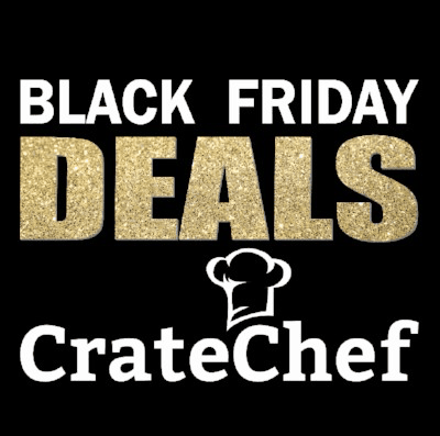 CrateChef 2017 Black Friday Deal: Buy One Get One FREE!
