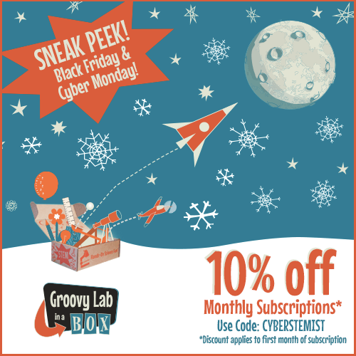 Groovy Lab In A Box Black Friday Coupon: 10% Off!