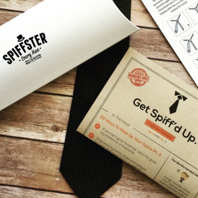 Spiffster Cyber Monday 2017 Coupon: Take 20% Off For Life ~$11 Shipped!