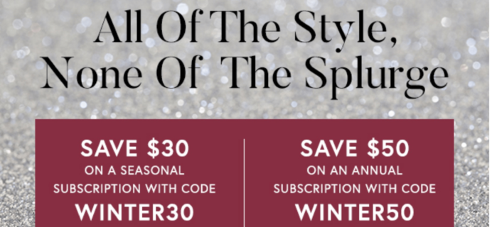 Rachel Zoe Box of Style Cyber Monday Deals 2017: Save Up To $50!