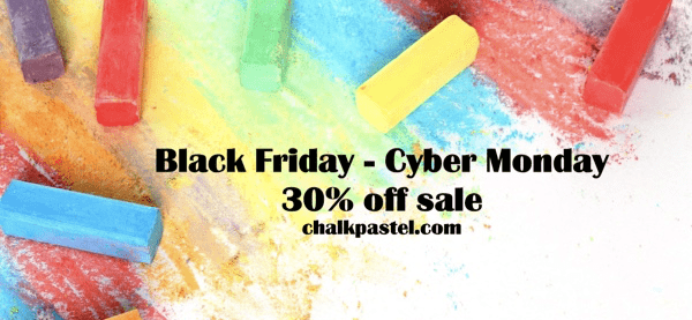 You Are An Artist Chalk Pastel Video Art Lessons Black Friday Deal – Save 30%!