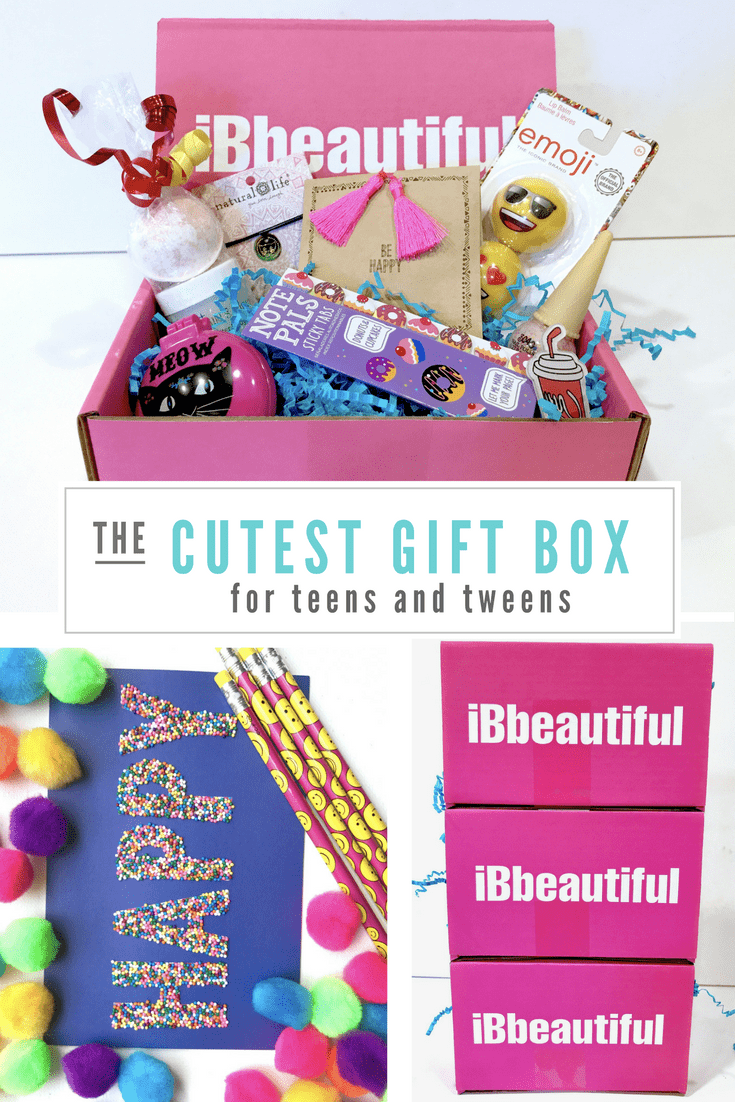 iBbeautiful Black Friday 2017 Deal: Take 10% off any subscription box!