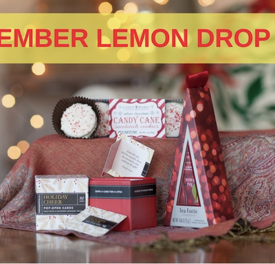 Lemon Drop Box 2017 Cyber Monday Deal: Get 15% off your first Lemon Drop Box!