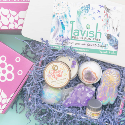 Lavish Bath Box Black Friday 2017 Coupon: Take up to 25% Off First Month!