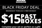 Smugglers Bounty Black Friday Sale! $15 Past Boxes for Subscribers!